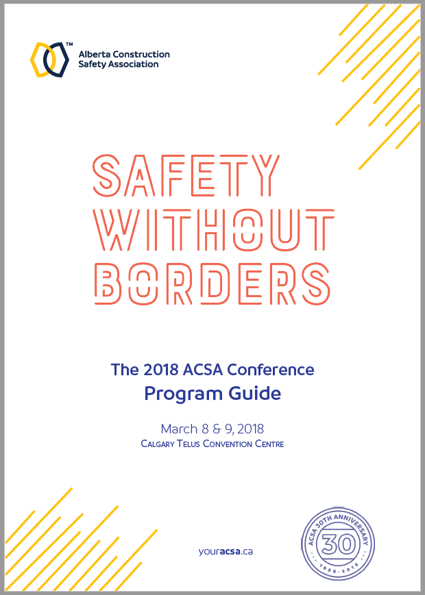 2018 ACSA Conference Program - yourACSA ca