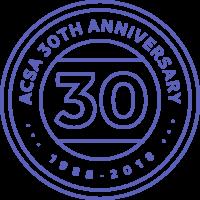 ACSA 30th Anniversary