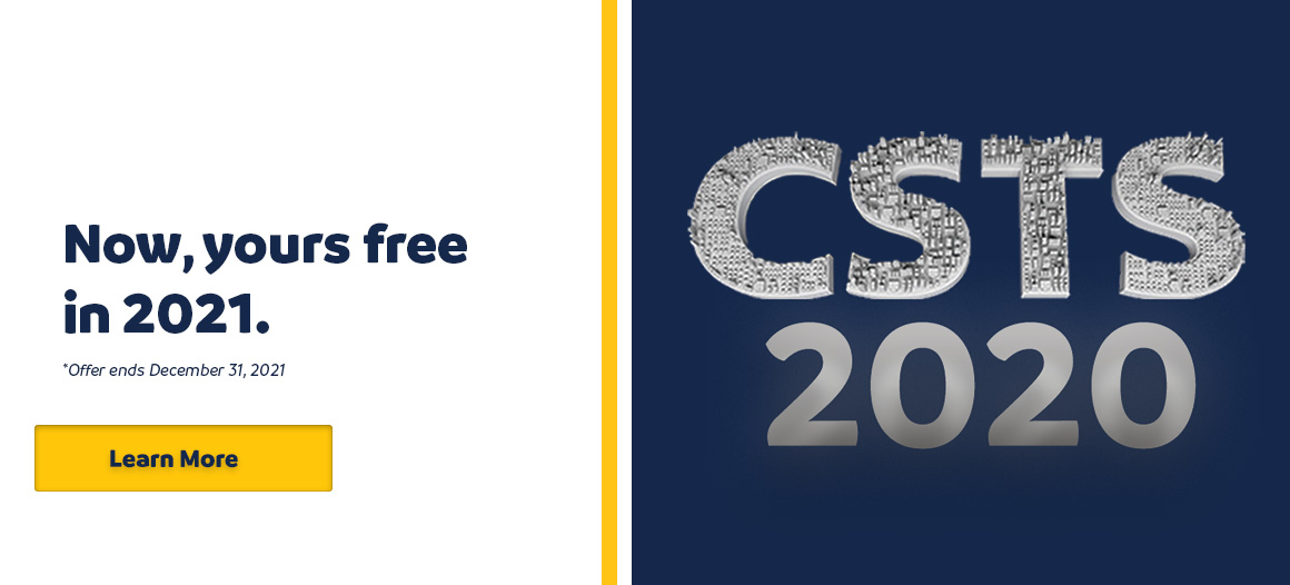 CSTS 2021 Free Extension