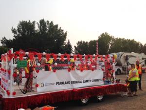 PRSC's Westerner Days Parade Win